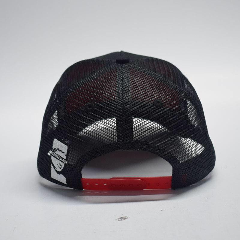 Limited Edition Red SSN:01 Cap - ANGELO DE LUSSO