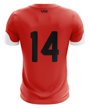 "VOE Short Sleeve Futbol / Soccer Shirt - ""Simeone"""