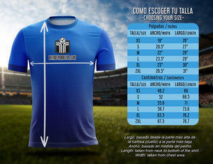 "El Salvador Short Sleeve Jersey - ""Legend"" (Stock)"