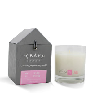 No. 63 Pure Peony - 7oz. Signature Poured Candle