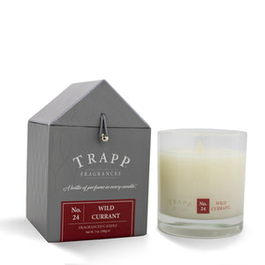No. 24 Wild Currant - 7oz. Signature Poured Candle