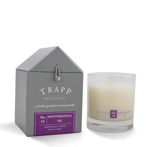 No. 14 Mediterranean Fig - 7oz. Signature Poured Candle