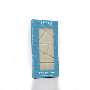 No. 67 Fine Linen - 2.6 oz. Home Fragrance Melts