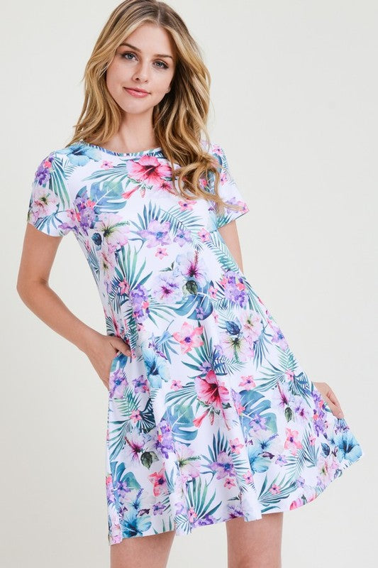 Tropical Paradise Dress