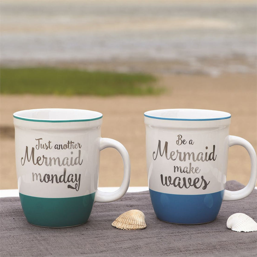 Mermaid Monday Mug