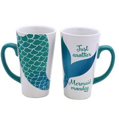 Mermaid Latte Mug