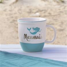 Large Mermaid Mug