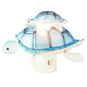 Two Turtles Night Light