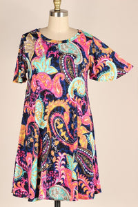 Dream in Paisley Dress