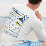 Saltwater Collection Wicking Shirt