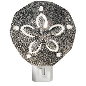 Sand Dollar Night Light
