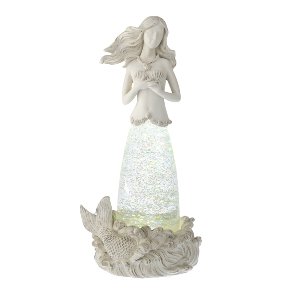 Lighted LED Shimmer Mermaid
