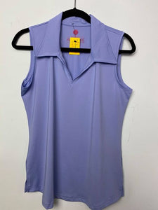 Active Wear Top - Periwinkle