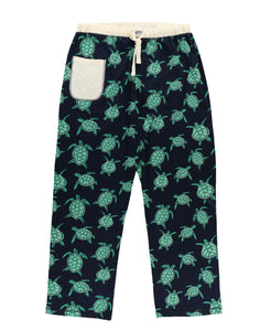 Turtles Women's Regular Fit PJ Pant