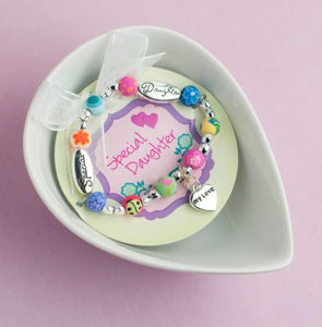 Daughter Girls Toddler Bracelet