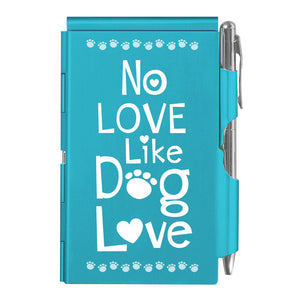 Dog Love Flip Note