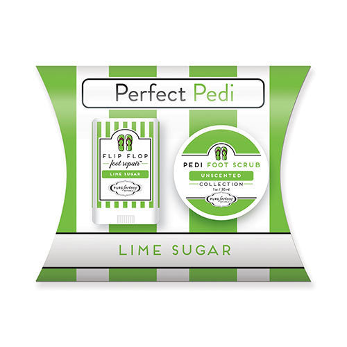 Lime Sugar, Perfect Pedi
