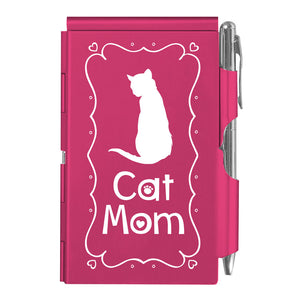 Cat Mom Flip Note