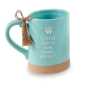 Coffee Beach Repeat Mug