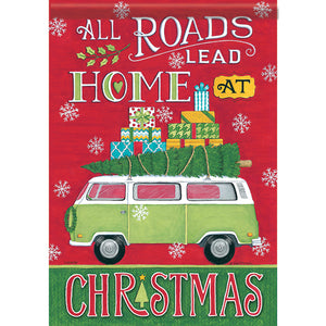 All Roads Lead Home Flag