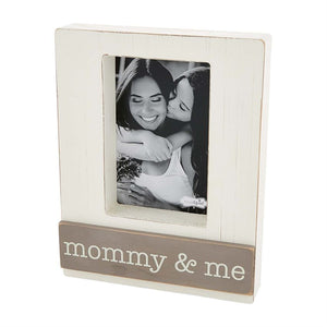 Mommy &  Me Block Frame
