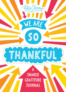 We Are So Thankful (Journal)