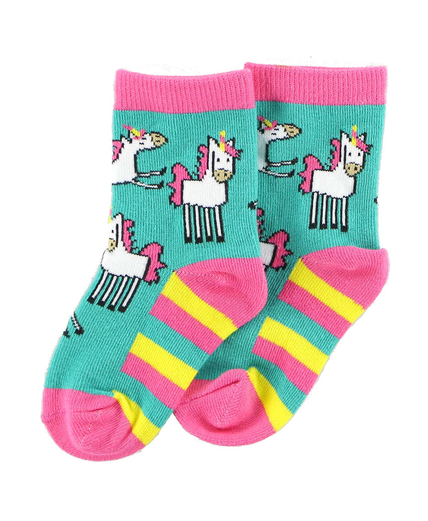 Unicorn Infant Sock