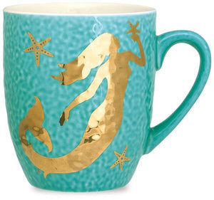 Sea Reflections Mermaid Mug