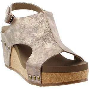 Ingrid Wedge Sandal