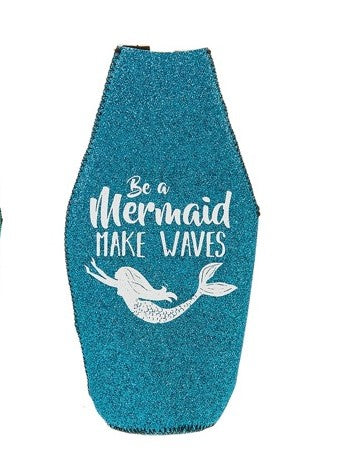 Forever a Mermaid Bottle Coolers