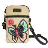 Butterfly Cell Phone Crossbody