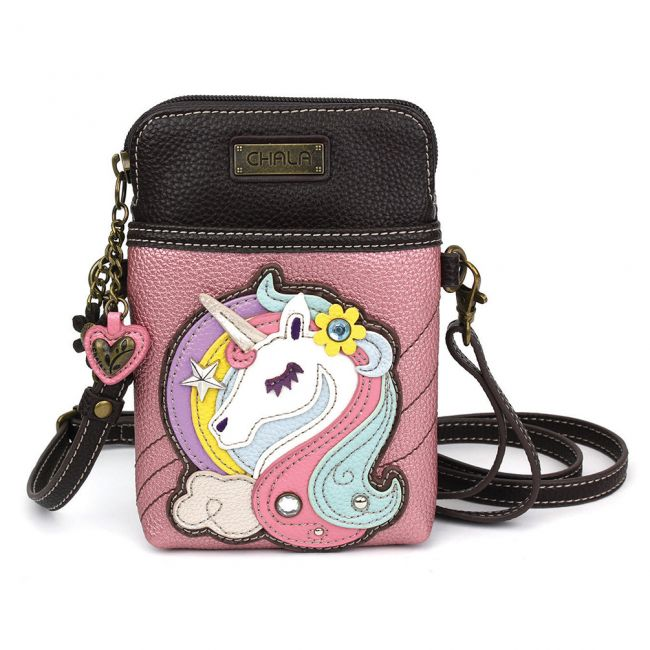 Unicorn Cell Phone Crossbody