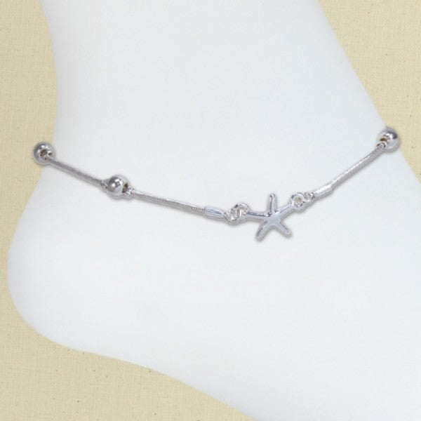 Star of the Sea Anklet