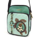 Sea Turtle Organizer Crossbody