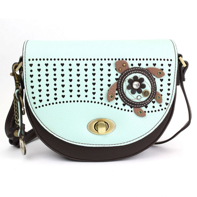 Sea Turtle Half Moon Crossbody
