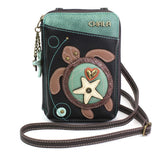 Sea Turtle Wallet Crossbody