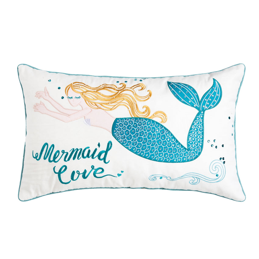 Mermaid Love Pillow
