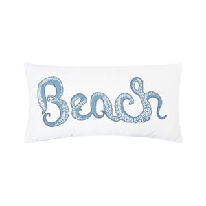 Octopus Beach Pillow