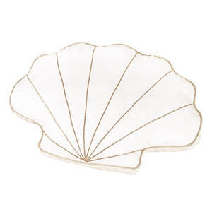 Shell Shaped Pillow