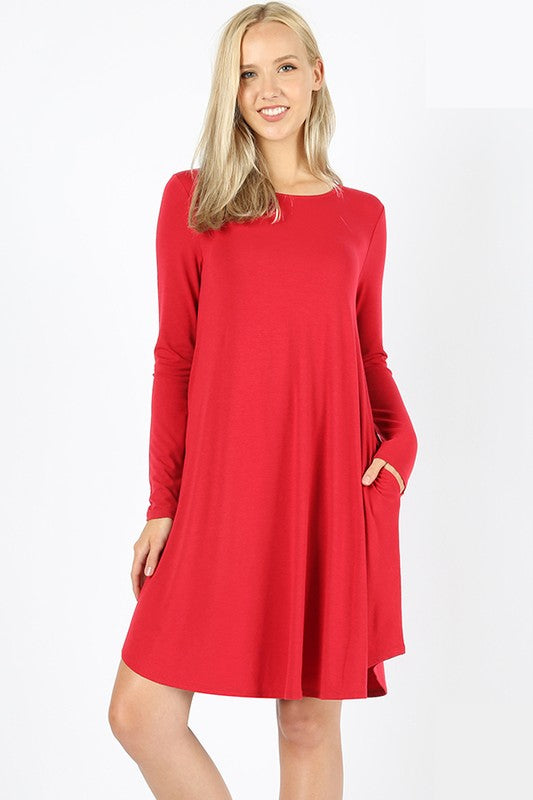 Ella Dress - Available in 8 Colors!