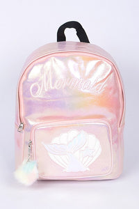 Mermaid Backpack - Available in 2 Colors!