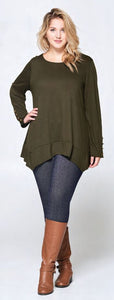 Anastasia Sweater Tunic