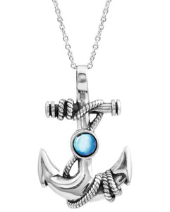 LeightWorks Anchor Pendant - Blue