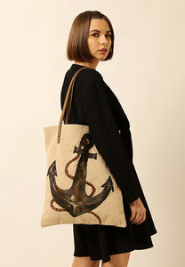 Anchor Book Bag