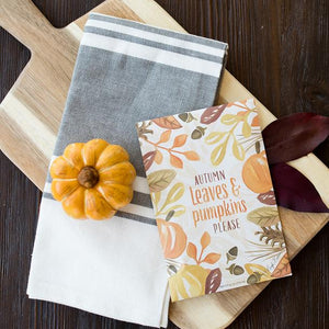 Scented Sachet - Autumn Leaves
