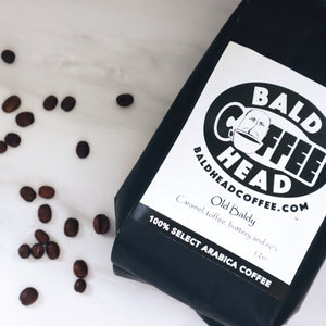 Old Baldy 12 oz. Whole Bean Coffee