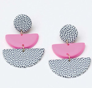 Bianca Speckled With Love Earrings