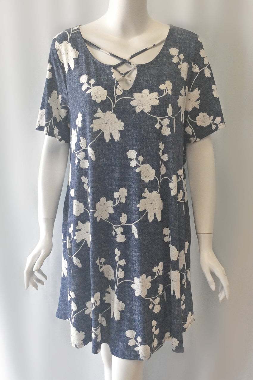 Bluebonnet Tunic