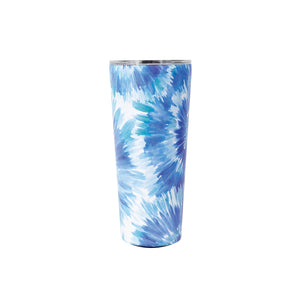 Blue Rush Stainless Large Tumbler
