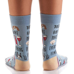 Leopard Pearl & Fabric Tassel Necklace